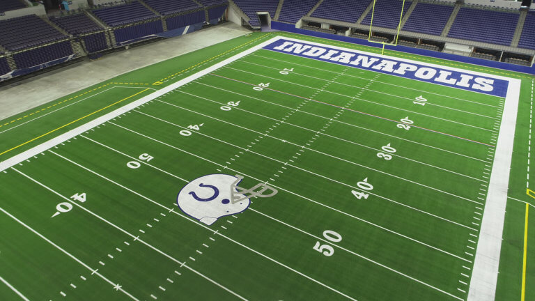 Indianapolis Colts football field